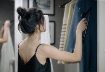 organizacja szafy, jak zorganizować szafę, jak posprzątać szafę, organizacja ubrań, jak uporzdkować szafę, porządki w szafie